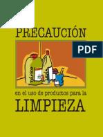 Precaucicón Uso de Productos para la Limpieza.pdf