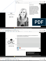 OAC Exisiting Website Content