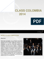 World Class Colombia 2014.pptx