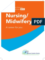 Nursing and Midwifery A career for you 2015.pdf