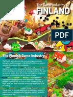 Game Industry Finland Brochure 2014