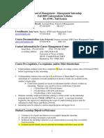 UT Dallas Syllabus for ba4v90.016.09f taught by Monica Powell (msp073000)