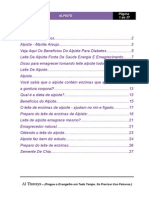 ( Medicina & Saude) - Margareth A G Alberico - Alpiste.doc