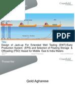 FDesign & Modification of EWT/EPS Jack-upinal Presentation