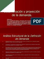 determinacinyproyeccindelademanda-130123230137-phpapp01.ppt