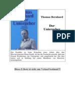 Bernhard, Thomas - Der Untergeher.pdf