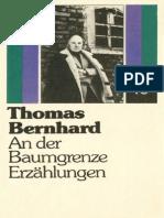 bernhard, thomas - An der baumgrenze.pdf