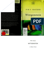 Wittgenstein on Human Nature - Hacker P.M.S.