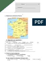 teste de avaliação Présentation.doc