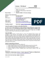 UT Dallas Syllabus for crim3319.0i1.09f taught by Robert Morris (rgm071000)