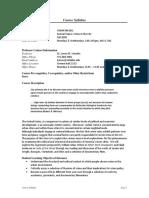 UT Dallas Syllabus for crim4396.002.09f taught by Lynne Vieraitis (lmv071000)