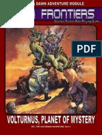 Module - Volturnus Planet of Mystery
