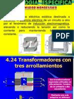Nº 11 III Semestre El Transformador Monofásico - copia.pptx