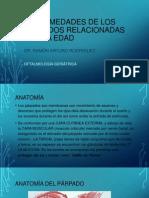 Enfermedades de los parpados Relacionadas con la edad editada.pptx