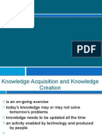 4. Knowledge Creation & Architecture