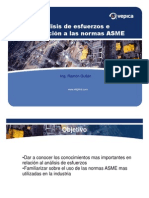 An+ílisis de esfuerzos e introducci+¦n a las normas ASME.ppt