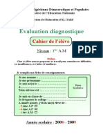 evaluation_diagnostique_cahier_de_l'eleve_1ere_annee_moyenne (1).doc