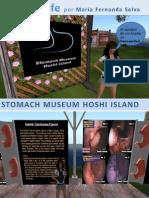 Museo del Estómago en Second Life por María Fernanda Selva
