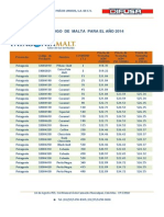 Catálogo de insumos cerveceros DIFUSA para el año 2014.pdf