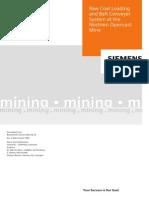 Raw Coal Loading En