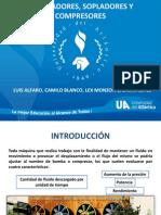 VENTILADORES, SOPLADORES Y COMPRESORES.pptx