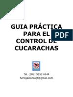 GUIA PRÁCTICA PARA EL CONTROL DE  CUCARACHAS  .pdf