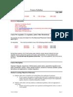 UT Dallas Syllabus for math2419.501.09f taught by Bentley Garrett (btg032000)