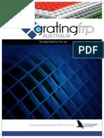 Grating Frp Australia Catalogue