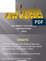 pares craneales I - VI.ppt