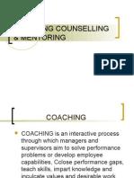 Coaching Mentoring