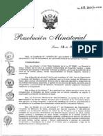 RM 619_2014_MINSA N T Prevención Trasmisión de VIH_Sifilis Madre Niño