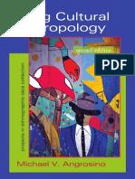 Cultural Anthropology Appreciating Cultural Diversity Pdf