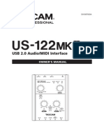 US-122MKII Owners Manual E