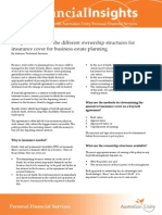 Client Financial Insights - The pros and cons of the different ownership structures.pdf