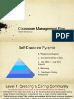 classroom management plan shelby winkelman 2014
