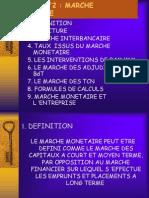 Multifinance Marché monétaire.ppt