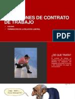 EXTINCIONES DE CONTRATO DE TRABAJO.pptx