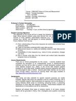 UT Dallas Syllabus for soc6301.001.09f taught by Tomislav Kovandzic (tvk071000)
