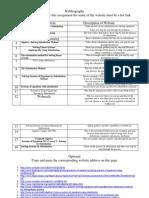 webliography template-1