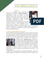 Ética Normativa Aplicada a la Empresa.docx
