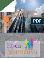 Etica Normativa Aplicada A la Empresa.pptx