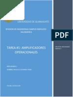 AMPLIFICADORES OPERACIONALES - TAREA.pdf