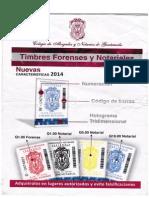 Caracteristicas de los  Timbres Notariales.doc