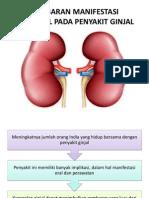 Gambaran Manifestasi Orofasial Pada Penyakit Ginjal