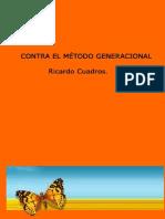 contra el método generacional- Cuadros.pdf