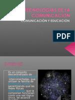 TECNOLOGIAS DE LA COMUNICACIÓN