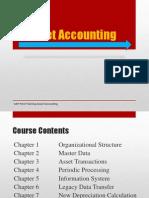 SAP Asset Accoungting Training