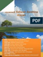 Saiditina Aisyah