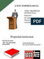 11.Propiedad industrial.(OK).ppt