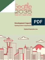 Development Capacity